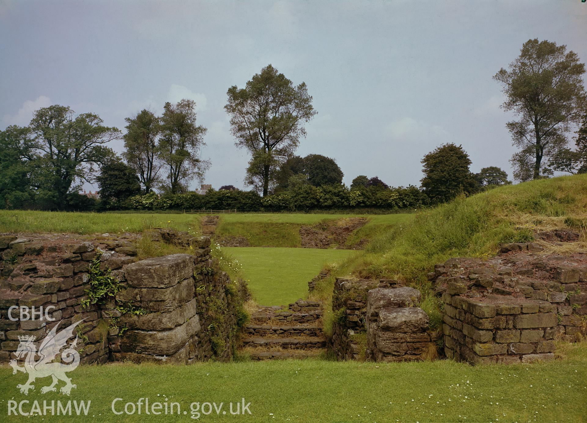 D.O.E photograph of Caerleon.